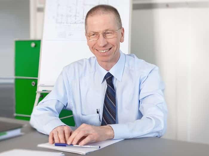 Hans Günther Wolfer | Inhaber und Geschäftsführer der Wolfer UTS GmbH