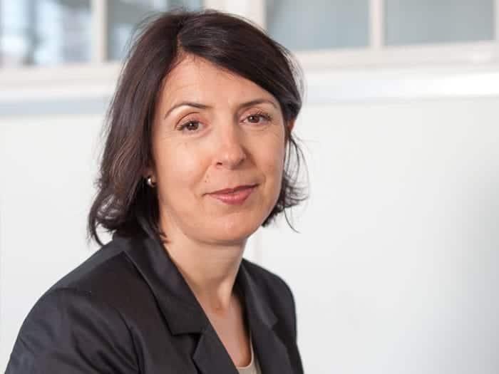 Wolfer UTS - Susanne Flaig, Assistentin der Geschäftsführung